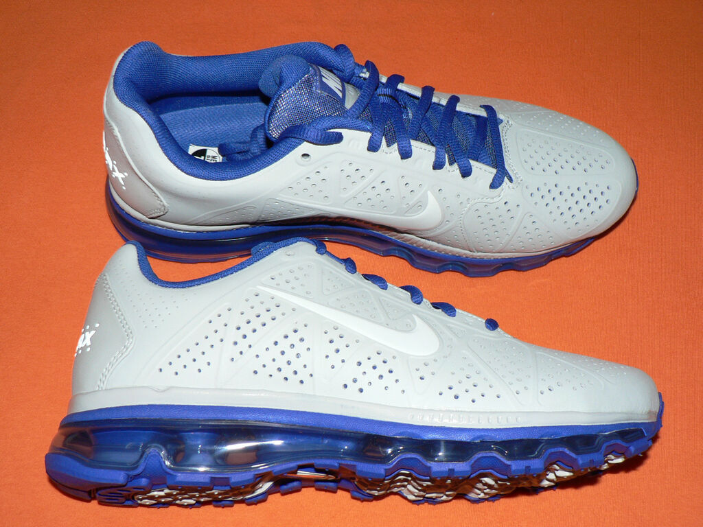 online retailer 56030 8dc8b mens nike air max 2011 lea shoes new running 456325 040 on PopScreen