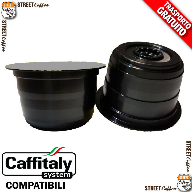 100 cialde capsule caffe street coffee strong compatibile caffitaly caff italy 