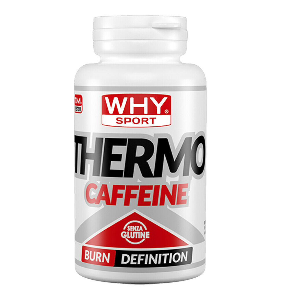 Why sport thermo caffeine 90 cpr 