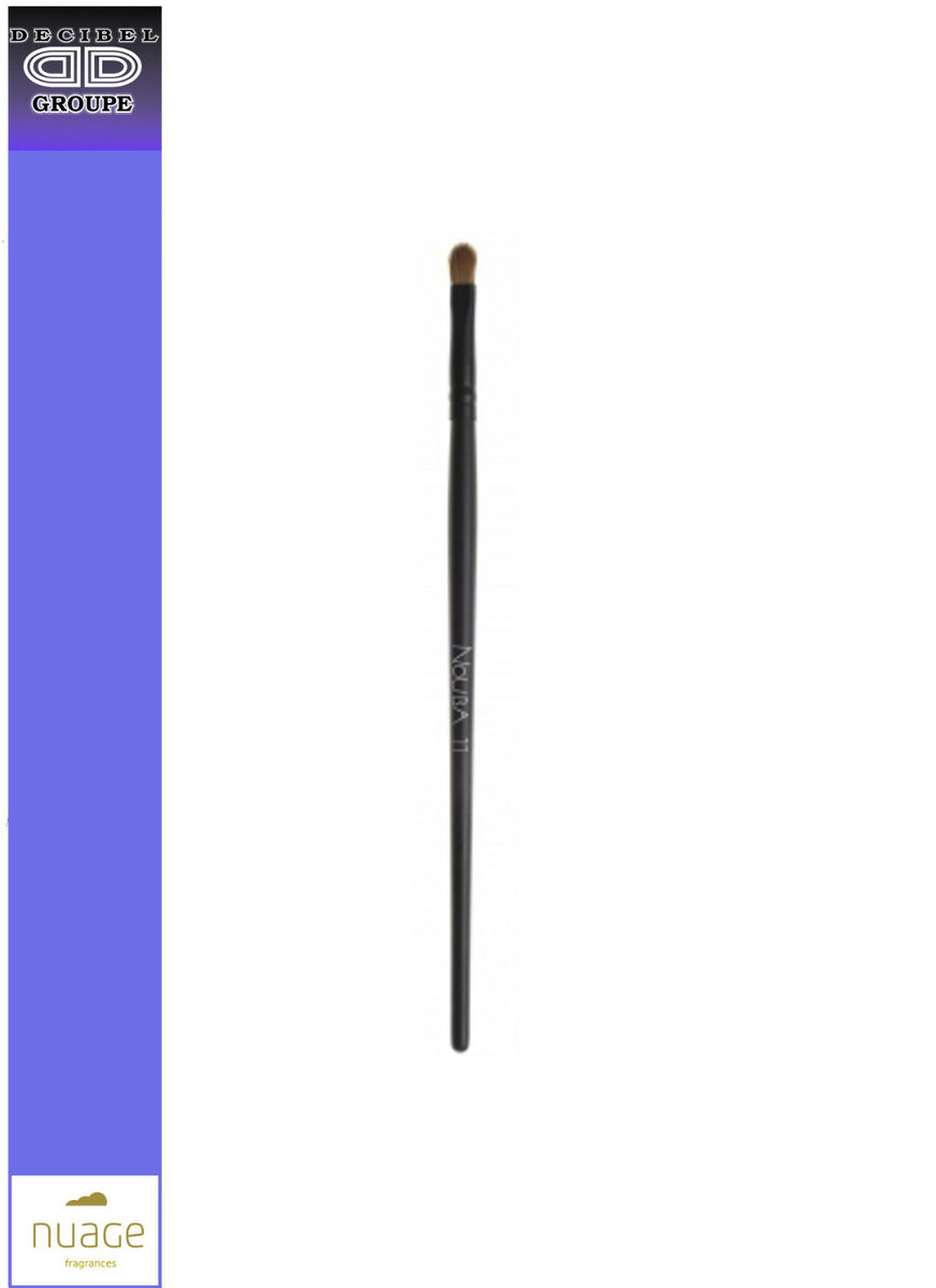 Nouba pennello eye lip brush n 11 accessori make up 