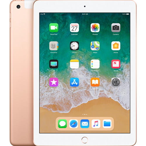 Mrm22ty a apple ipad 2018 128gb wifi cellular 9 7 gold ita 