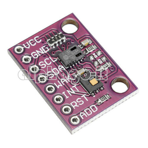 Ccs811 hdc1080 co2 carbon dioxide vocs air quality temperature humidity sensor t 