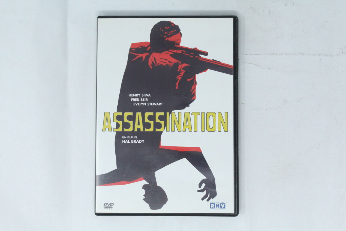 Dvd assassination rhv 1967 silva beir stewart si 012 
