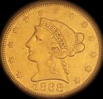 1868 ICG EF 40 DETAILS $2.5   NICE COIN    DATE   LOWEST EBAY PRICE