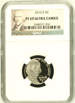 2010 S JEFFERSON NICKEL | NGC PR69 UCAM | PROOF | BIN  RC9476.E4