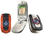 Casio G'zOne Boulder C711- Black/Oranage (Verizon) Phone Page Plus Straight Talk