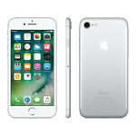 Apple iPhone 7 32GB Verizon + GSM Unlocked Smartphone AT&T T-Mobile - Silver