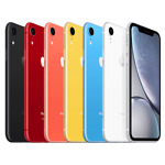 Apple Iphone XR 64GB Unlocked GSM+CDMA A1984 RED~BLACK~WHITE~BLUE EXCELLENT OB