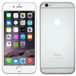 Apple iPhone 6 - 64GB - Silver - Factory Unlocked; AT&T / T-Mobile / Metro PCS