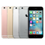 Apple iPhone 6s 16GB 32GB 64GB 128GB Verizon GSM Unlocked 4G LTE AT&T T-Mobile