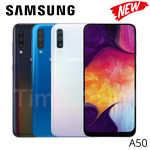 "Samsung Galaxy A50 SM-A505F/DS 128GB Dual Sim Factory Unlocked 25MP 6.4"" New"