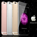 """New Apple iPhone 6S 16/64/128GB Factory Unlocked AT&T T-mobile Verizon 4.7"""" New"""