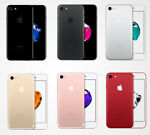 Apple iPhone 7 - 32GB 128GB - GSM Factory Unlocked AT&T T-Mobile Excellent