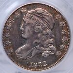 1832 CAPPED BUST DIME PCGS XF40 A GEM FOR THE GRADE NICE STRIKE LUSTER AND COLOR
