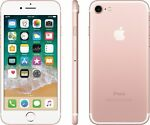 Apple iPhone 7 32GB Verizon + GSM Unlocked Smartphone AT&T T-Mobile - Rose Gold