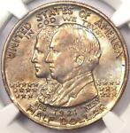 1921 ALABAMA HALF DOLLAR 50C   NGC UNCIRCULATED    CERTIFIED BU MS COIN