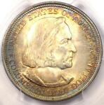 1892 COLUMBIAN HALF DOLLAR 50C   PCGS MS66 CAC   PQ PLUS GRADE   $1,950 VALUE