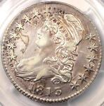 1813 CAPPED BUST HALF DOLLAR 50C   PCGS XF DETAILS  EF     CERTIFIED COIN