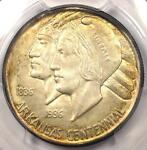 1936 D ARKANSAS HALF DOLLAR 50C   PCGS MS66    IN MS66 GRADE   $450 VALUE