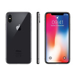 Apple iPhone X 64GB Space Gray T-Mobile MQAQ2LL/A