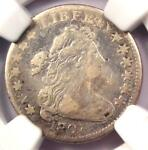 1807 DRAPED BUST DIME 10C JR 1   CERTIFIED NGC VF DETAILS    COIN