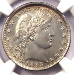 1893 O BARBER QUARTER 25C COIN   NGC UNCIRCULATED DETAILS  UNC MS     DATE