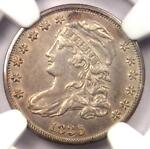 1835 CAPPED BUST DIME 10C   NGC XF DETAIL  EF     EARLY CERTIFIED COIN