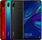 "Huawei P Smart 2019 POT-LX3 32GB 3GB RAM (FACTORY UNLOCKED) 6.21"" Black, Blue"