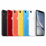 Apple iPhone XR 64GB 128GB 256GB AT&T / H20 / Cricket - Excellent Condition