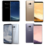 NEW Verizon UNLOCKED Samsung Galaxy S8 SM-G950V 64GB Android Smartphone