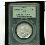 1936 CLEVELAND GREAT LAKES EXPO GRADED PCGS MS65 OGH COMMEMORATIVE