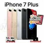 NEW Apple iPhone 7 PLUS  (A1784, Factory GSM Unlocked) - All Colors & Capacity
