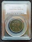 1803  PCGS VF 20 SMALL DATE SM FRAC DRAPED BUST LARGE CENT