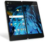 ZTE Axon M - 64GB - Carbon Black (AT&T GSM GLOBAL UNLOCKED) Smartphone. Openbox