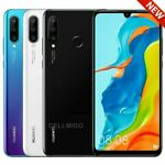 "Huawei P30 Lite (128GB,4GB) Global 4G LTE, 6.15"" Dual SIM Unlocked MAR-LX3A"