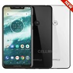 "Moto One (32GB) 5.9"" Dual SIM GSM Unlocked Phone XT1941-3 (US + Global 4G LTE)"