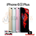 NEW Apple iPhone 6S PLUS (A1634, Factory Unlocked) - All Colors & Capacity