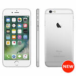 Apple iPhone 6s 16GB/32GB/64GB/128GB Silver (Factory Unlocked) GSM+CDMA, Sealed