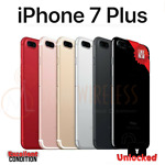 *NEW* Apple iPhone 7 Plus 32GB 128GB 256GB (Factory GSM Unlocked) All Colors