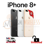 NEW Other Apple iPhone 8 Plus 64GB (A1897, Factory Unlocked) - All Colors