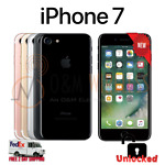 NEW Apple iPHONE 7 32GB 128GB 256GB (A1778, Factory Unlocked) - All Colors