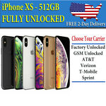 Apple iPhone XS 512GB - FACTORY UNLOCKED - Verizon | Sprint | AT&T | T-Mobile B