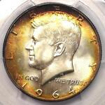 1964 D KENNEDY HALF DOLLAR 50C COIN   PCGS MS67    IN MS67 GRADE