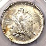 1936 D TEXAS HALF DOLLAR 50C   PCGS MS67 PQ CAC PLUS GRADE   $1,000 VALUE