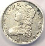 1831 CAPPED BUST QUARTER 25C   CERTIFIED ANACS XF40 DETAILS  EF40     COIN