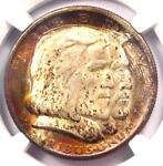 1936 LONG ISLAND NEW YORK HALF DOLLAR 50C   CERTIFIED NGC MS67   $4 800 VALUE
