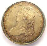 1828 CAPPED BUST QUARTER 25C   ICG XF40    EARLY DATE COIN   $1 500 VALUE