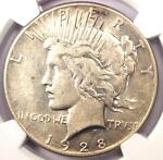 1928 PEACE SILVER DOLLAR $1   NGC XF40  EF40     1928 P KEY DATE COIN
