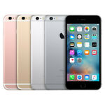 Apple iPhone 6s - 64GB - Silver, Space Gray, Gold, Rose Gold Unlocked Smartphone