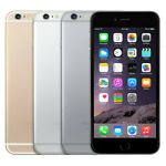 Apple iPhone 6+ Plus - 64GB - Silver, Space Gray, Gold Unlocked Smartphone